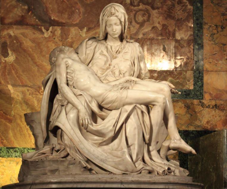 Pieta - Michelangelo