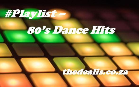 80's dance hits
