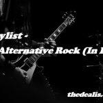 #Playlist – 90's Alternative Rock in Love